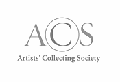 Artist' Collecting Society logo