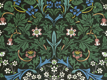 william morris cover