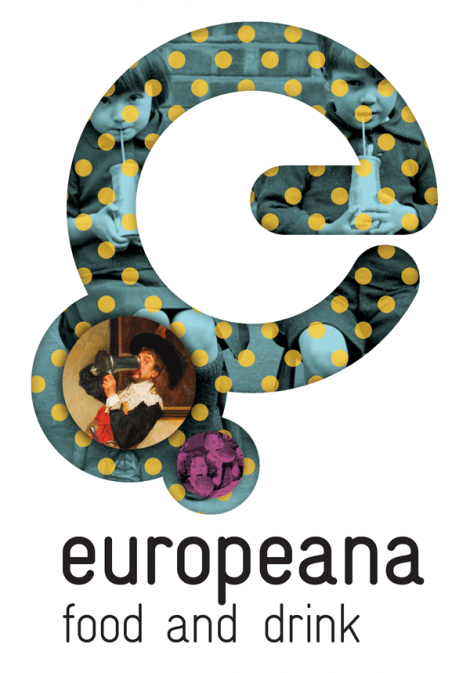 Logo for Europeana Food and Drink