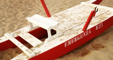 Emergency boat