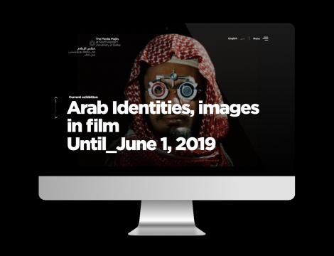 Media Majlis website homepage