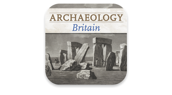 The Archaeology Britain icon