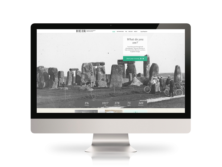 HEIR website